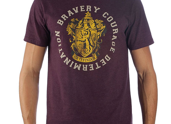 Harry Potter Gryffindor House Crest T-Shirt