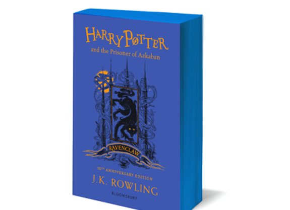 Harry Potter and the Prisoner of Azkaban – Ravenclaw Edition PB