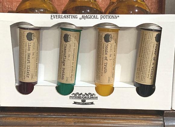 Everlasting Potion Phials