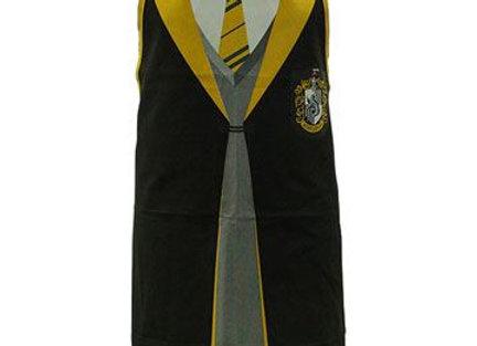 Harry Potter Hogwarts Uniform Apron - Hufflepuff