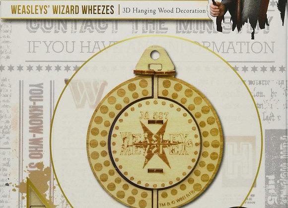 Harry Potter: Weasleys' Wizard Wheezes Wooden Puzzle Kit