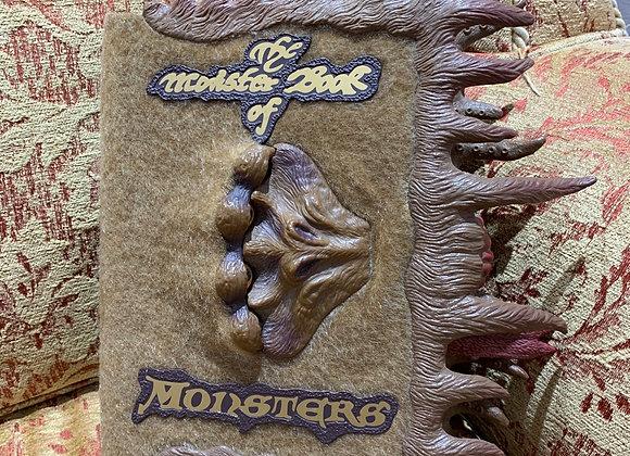 Vintage Monster Book of Monsters Secret Box