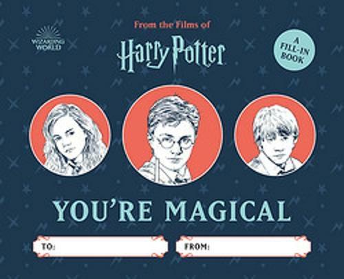 You're Magical DIY Gift Book