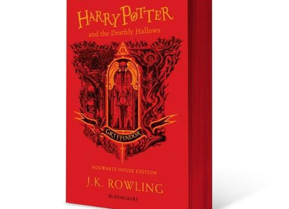Harry Potter and the Deathly Hallows - Gryffindor Edition (Paperback)