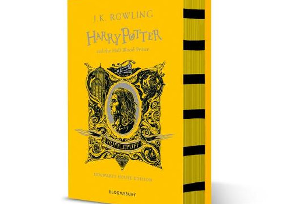 Harry Potter and the Half-Blood Prince - Hufflepuff Edition (Hardback)