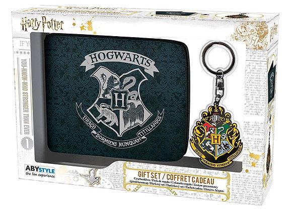 Harry Potter Wallet and Keyring Gift Set