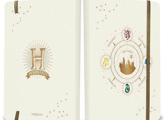Harry Potter: Hogwarts Constellation Softcover Notebook (HP Constellation)