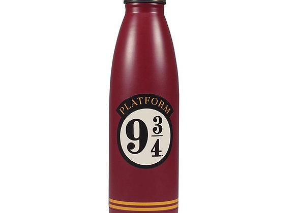 Water Bottle Metal (500ml) - Harry Potter (Platform 9 3/4)