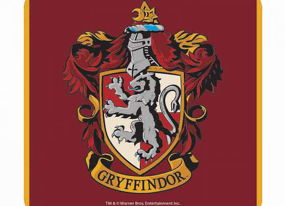 Harry Potter Coaster - Gryffindor Crest