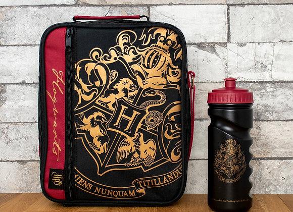 Harry Potter Lunch Bag & Drinks Bottle Set