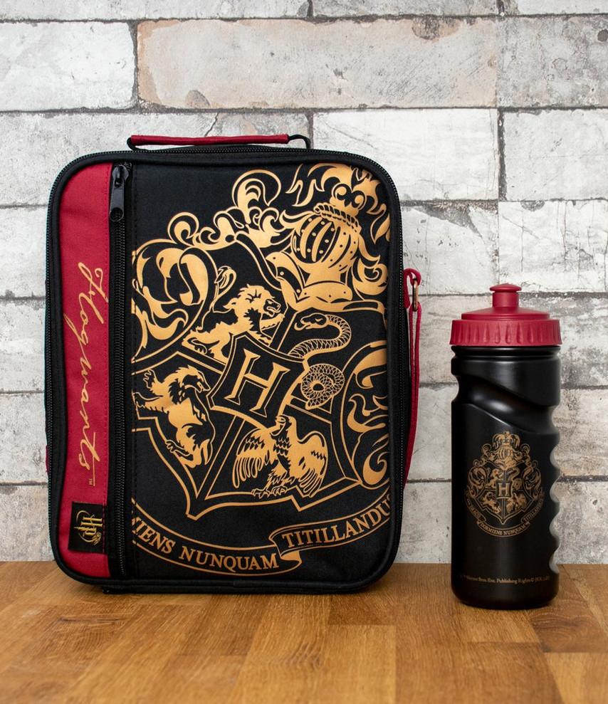 Harry Potter Hogwarts Lunch Bag Set