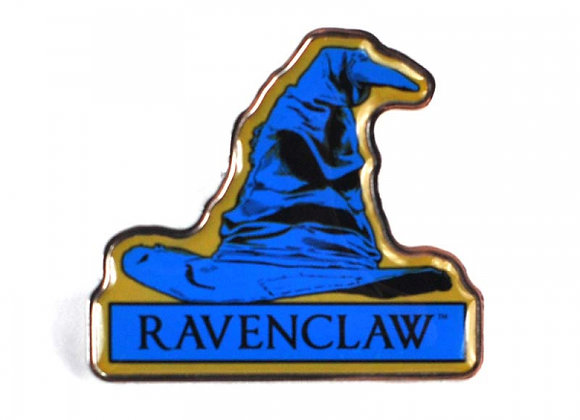 Harry Potter Pin Badge - Ravenclaw Sorting Hat