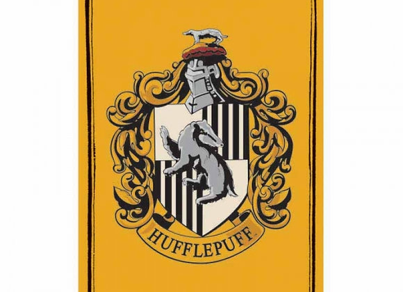 Harry Potter Tin Sign - Hufflepuff