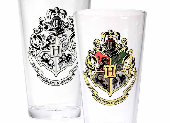 Glass Cold Change Boxed (450ml) - Harry Potter (Hogwarts)