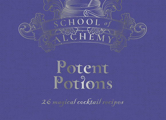School of Alchemy: Potent Potions Recipe Book