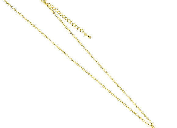 Harry Potter Gold plated Love Potion Necklace