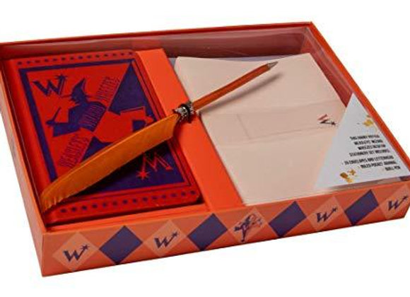 Harry Potter: Weasleys' Wizard Wheezes: Desktop Stationery Set
