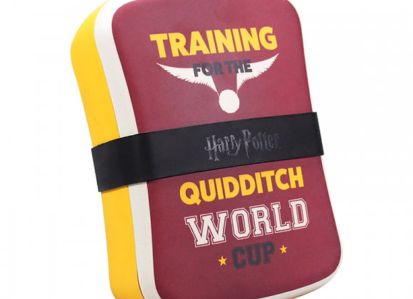 Harry Potter Bamboo Lunch Box - Quidditch (Training)