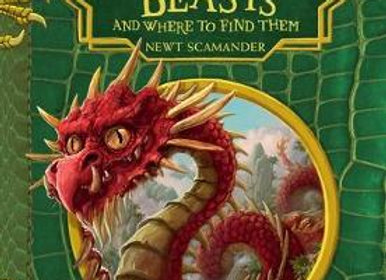 Fantastic Beasts and Where to Find Them: Hogwarts Library Book (Paperback)