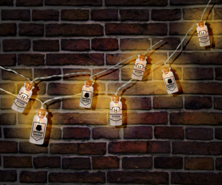 Potion Bottle LED Lights