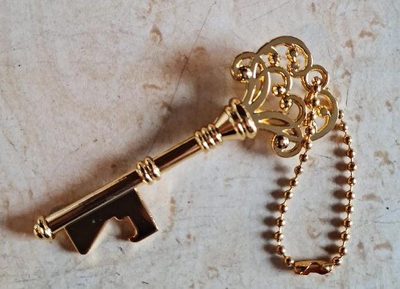Wizard Key Bottle Opener