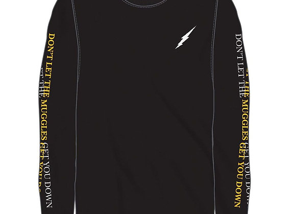 Harry Potter Long Sleeved T-shirt - Don't Let The Muggles Get You Down
