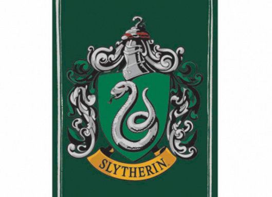 Harry Potter Small Tin Sign - Slytherin Crest
