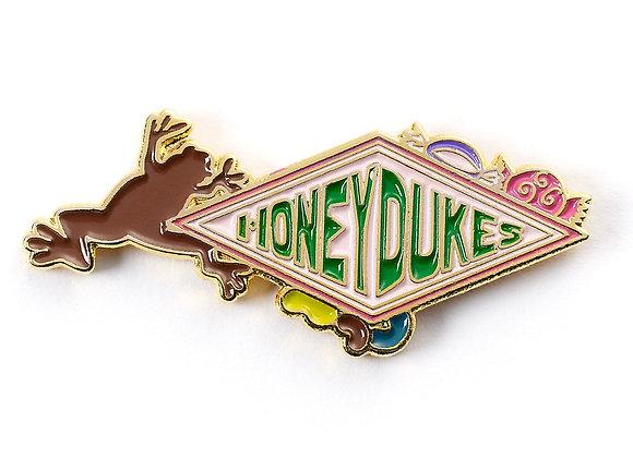 Harry Potter Honeydukes Logo Pin Badge