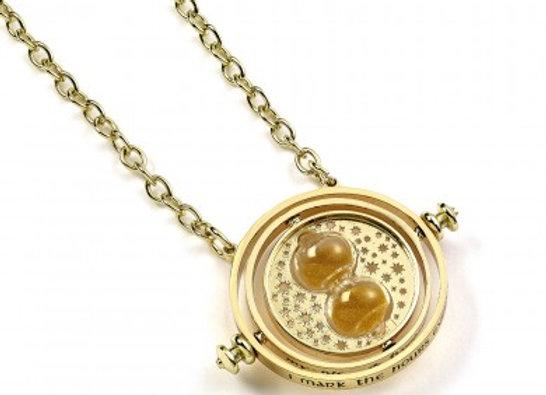 Harry Potter 30mm Spinning Time Turner Necklace