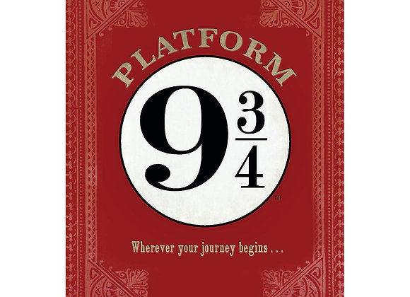 Harry Potter Hogwarts Express Pop-Up Card