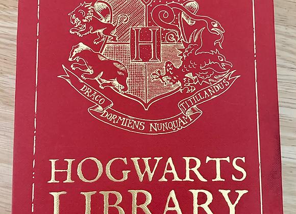 Hogwarts Library Book Boxset
