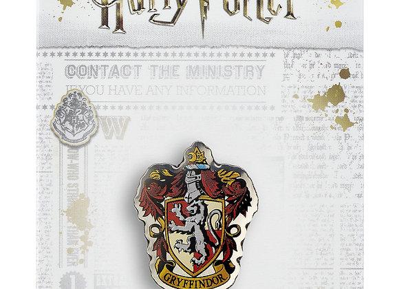 Gryffindor Crest Pin Badge