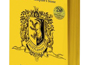 Harry Potter and the Philosopher's Stone - Hufflepuff Edition (Paperback)