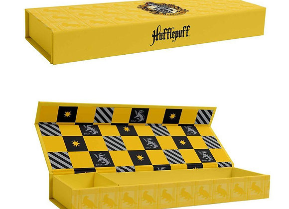 Harry Potter Magnetic Pencil Tin - Hufflepuff