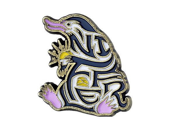 Fantastic Beasts Enamelled Niffler Pin Badge