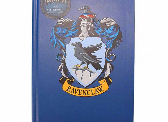Harry Potter Premium A5 Notebook - Ravenclaw
