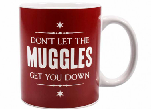 Harry Potter Mug - don't Let The Muggles Get You Down