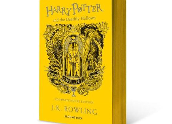 Harry Potter and the Deathly Hallows - Hufflepuff Edition (Paperback)