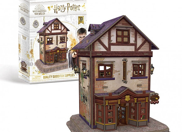 Harry Potter - Diagon Alley Quality Quidditch Suppliers 3D Model Kit