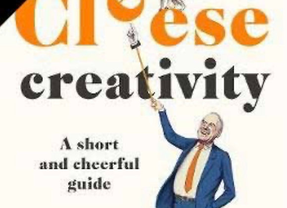 Creativity: A Short and Cheerful Guide - Signed Bookplate Edition (Hardback)