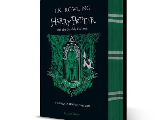 Harry Potter and the Deathly Hallows - Slytherin Edition (Hardback)