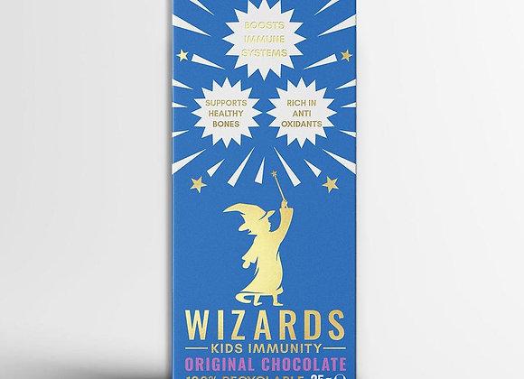 The Wizards Kids - Immunity Original Chocolate