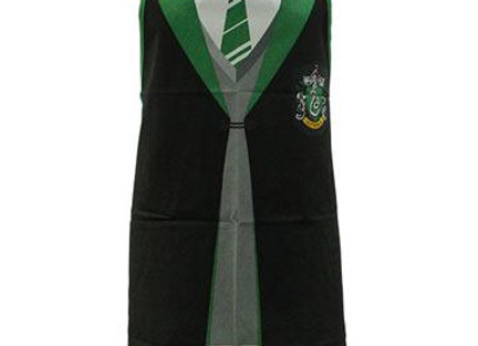 Harry Potter Hogwarts Uniform Apron - Slytherin