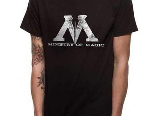 HARRY POTTER | MINISTRY MAGIC | UNISEX T-SHIRT