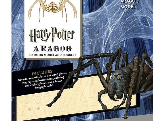 Harry Potter Incredibuilds: Aragog