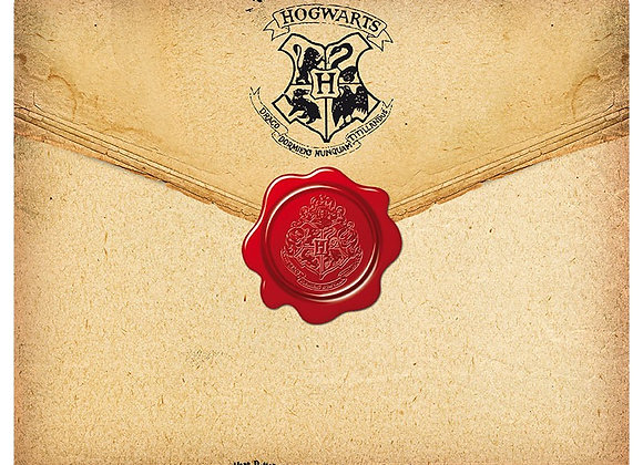 HARRY POTTER - Flexible Mousepad - Hogwarts Letter