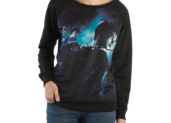 Harry Potter Sublimated Long Sleeve T-shirt