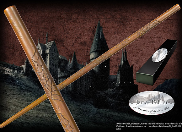 James Potter Character Wand