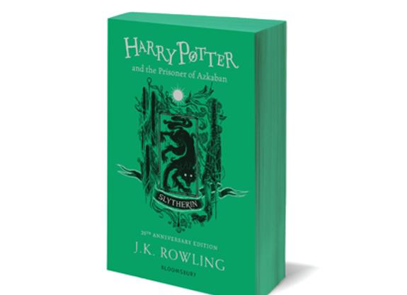 Harry Potter and the Prisoner of Azkaban – Slytherin Edition PB