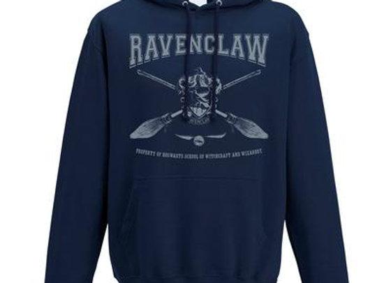 Harry Potter | Collegiate Ravenclaw | Hooded Sweatshirt